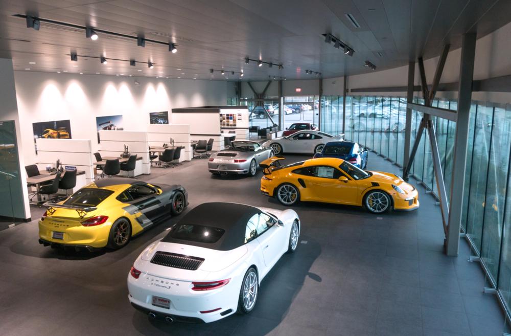 Walters Porsche