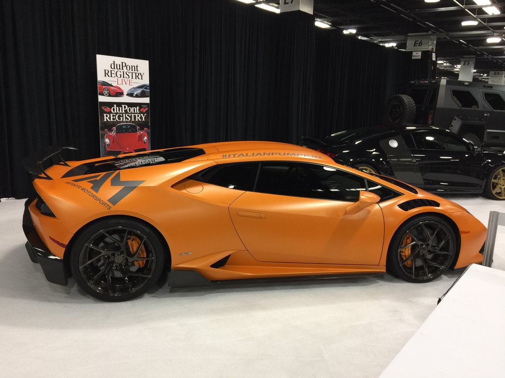 2016 OC Auto Show