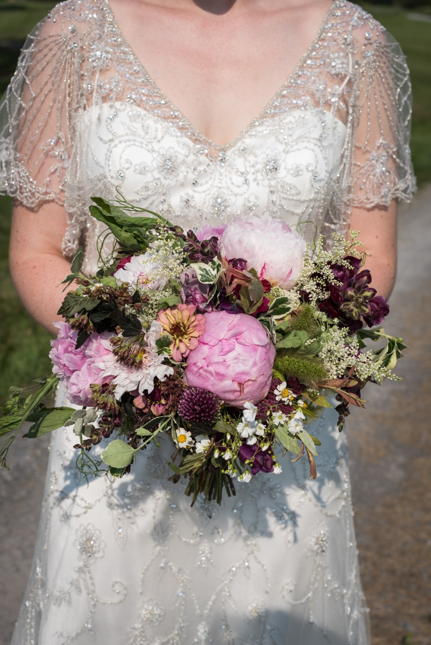 Beautiful bouquet for a beautiful bride!
