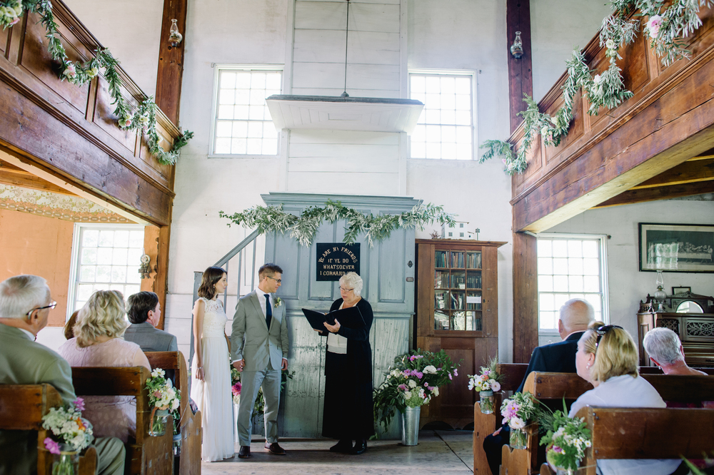 Country chic in White Chapel, Picton