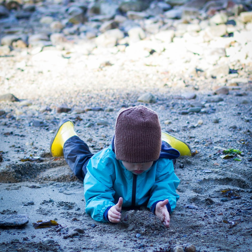 Image of the child - We view children as capable, resourceful, imaginative, intelligent, and inquisitive beings who are most comfortable in a natural environment.