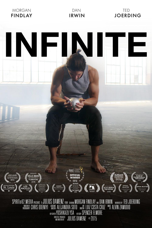 Infinite  Film Poster.