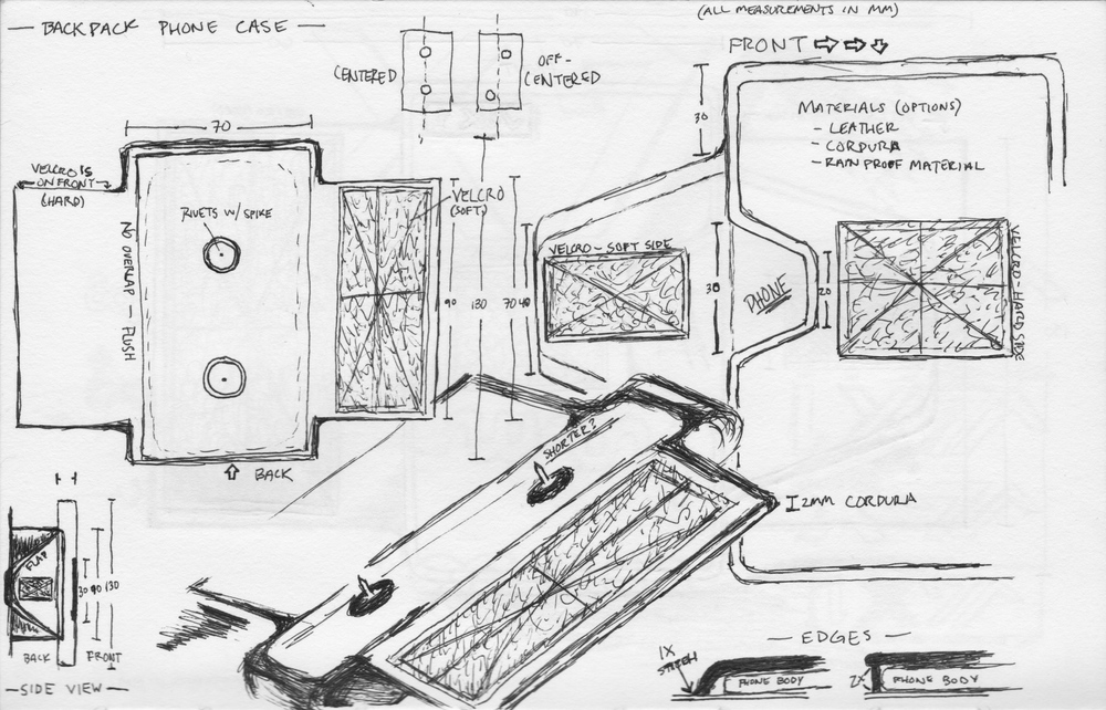 Smartphone Case Design