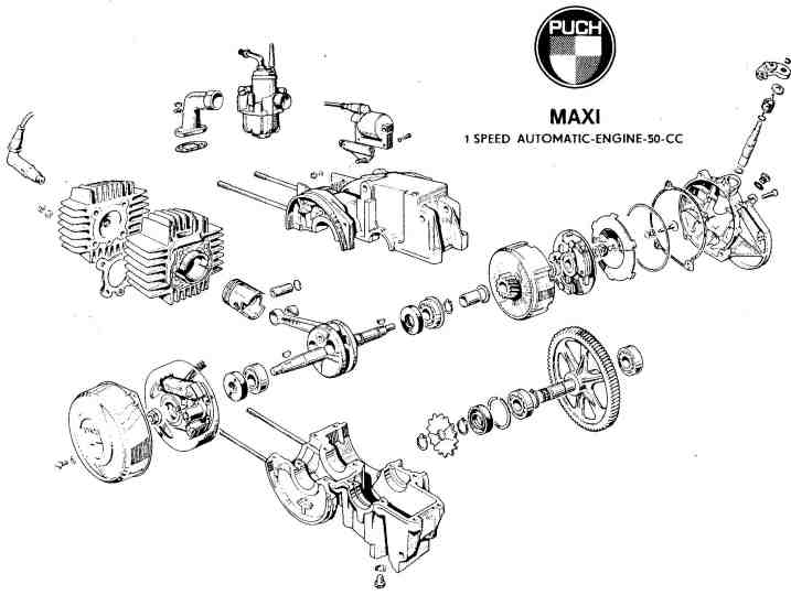 similiar diagram of 1977 puch maxi puch motor on com keywords info puch 1 speed engine nggid03513 ngg0dyn 720x540x25 · puch moped wiring diagram