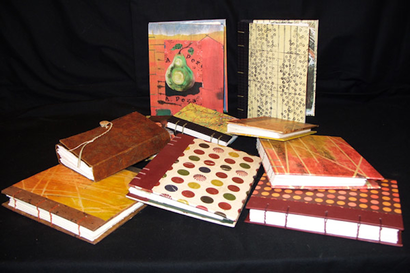 Books bound by Susanne Newbold