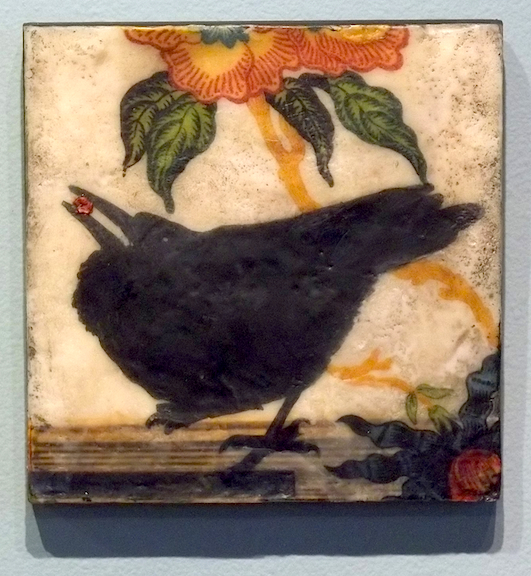 Crow with Treasure