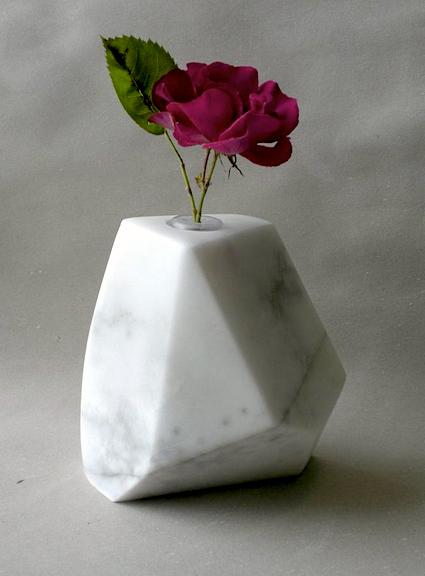 Marble Bud Vase