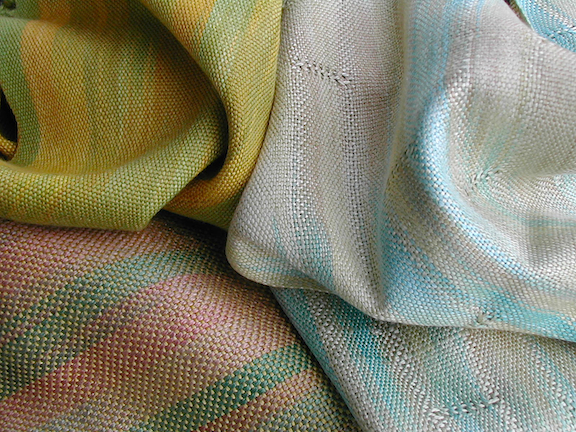 Silk Scarves for Summer