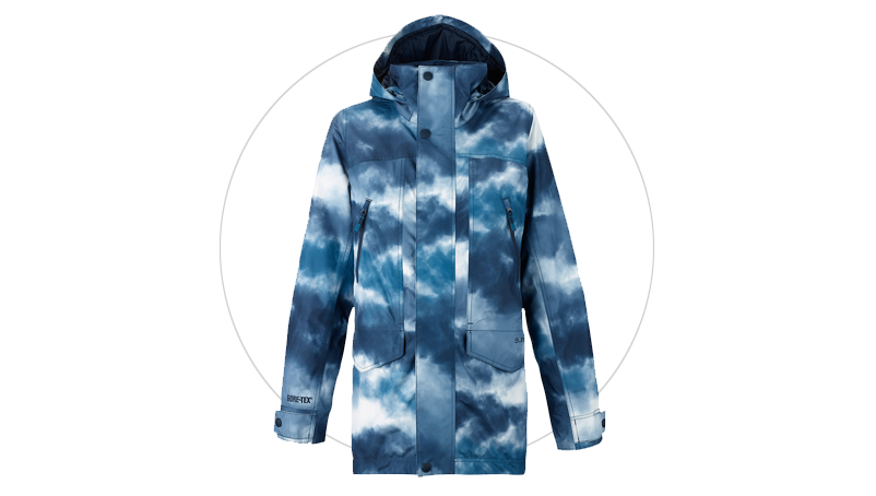 """Kelly Clark, Snowboard SuperPipe (Most decorated female athlete in X Games history, with 13 medals):   """"This is one of my favorite jackets for snowboarding. I love it because it's both warm and waterproof. And if you're having a bad day, it's always nice because people give you compliments on it wherever you go.""""   $349.95;  To Read the rest of this article  click here!"""