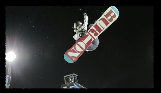 Kelly Clark competes at the 2015 X Games Superpipe in January. (Getty Images/Agence Zoom)