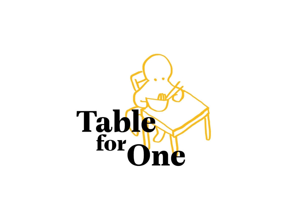 Table for One Cover