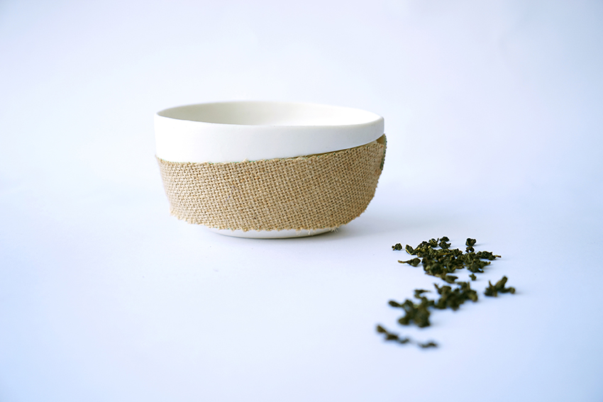 Haptic Tea Bowl Jute