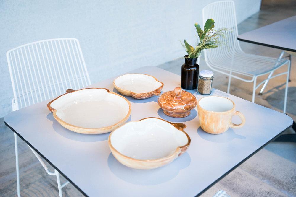 Acorn Dinnerware Set