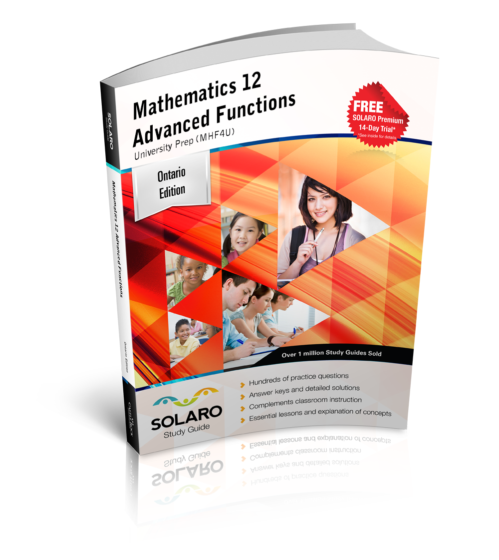 Math-12,-Advanced-Functions,-University-Prep-ON-. SOLARO Study Guide ...