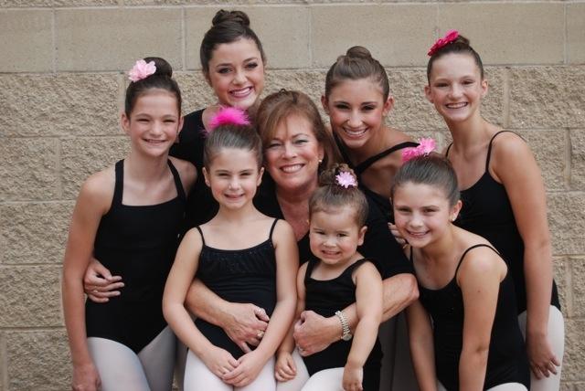 dance ages preschool through adult