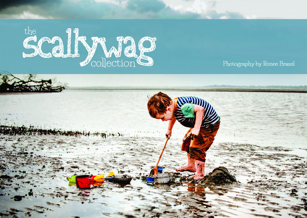 Hard Cover Coffee Table Book, The Scallywag Collection: Volume 2, available for purchase below by the 4th of May. (Delivery of Book to you by 11th of May)