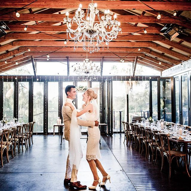 Such a well suited couple in a beautiful spot! @austinvilla_estate #summerweddings #goldcoasthinterland #weddingdance #weddingdress #funtimes #reneebrazelphotography