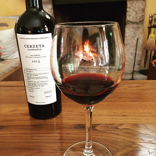 Vino Cerzeta#agriterranova#bio #vino#foodporn
