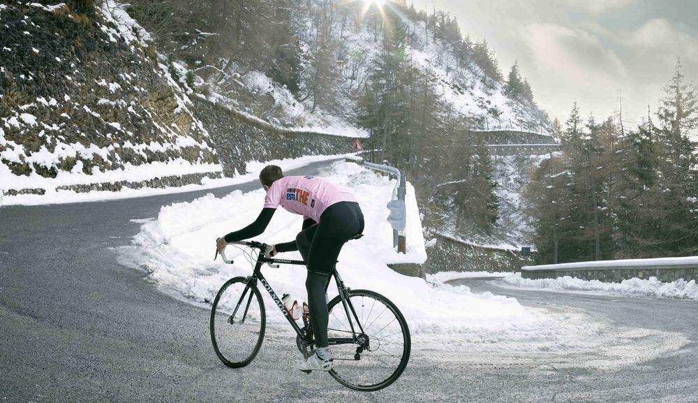 Giro d'Italia - Passo Croce Domini