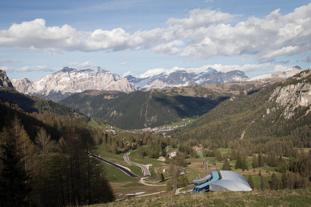 Giro d'Italia - Corvara