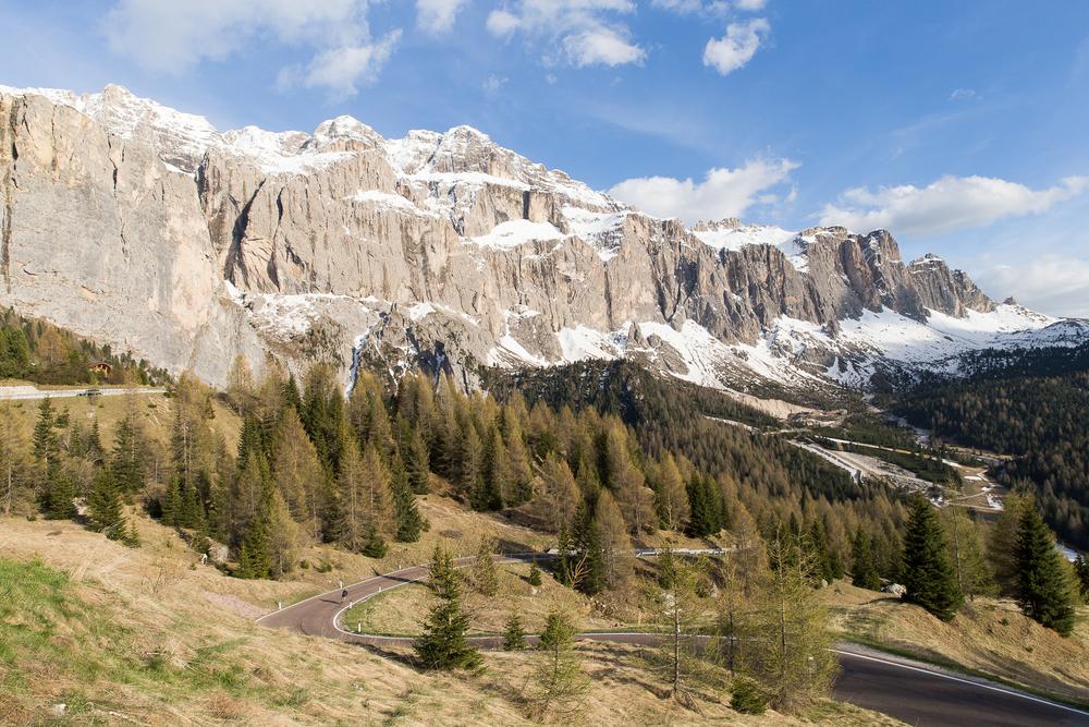 Giro d'Italia - Dolomites