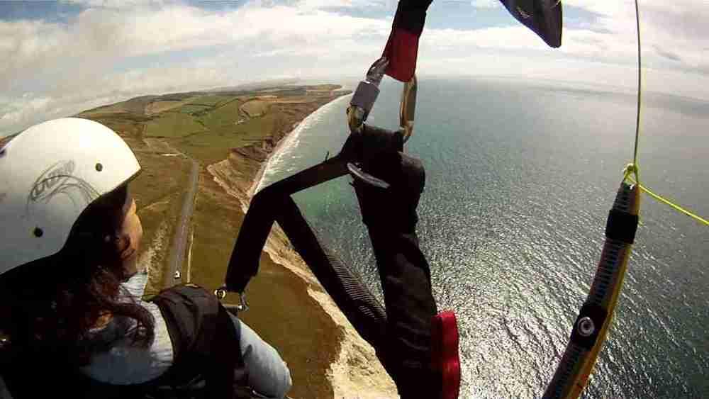 Tandem Experience Paraglider Flights