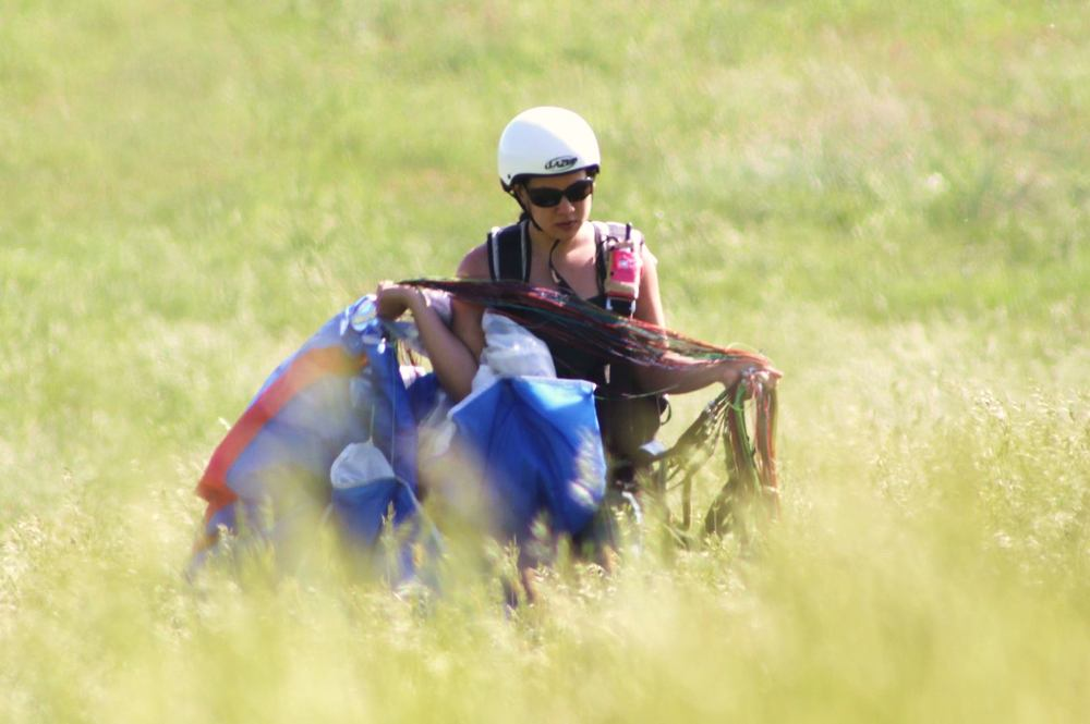 Island Paragliding