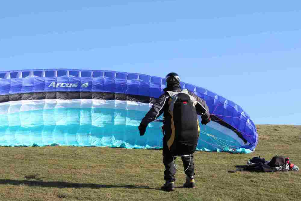 Paragliding Instructors