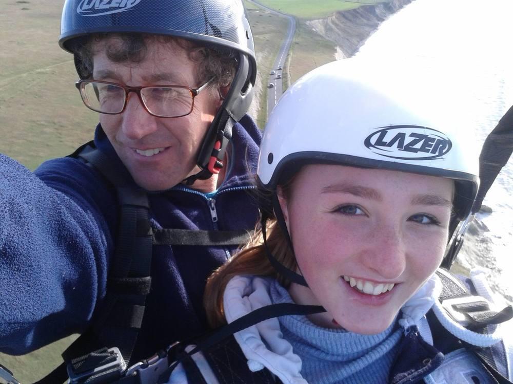 Paragliding Gift Vouchers