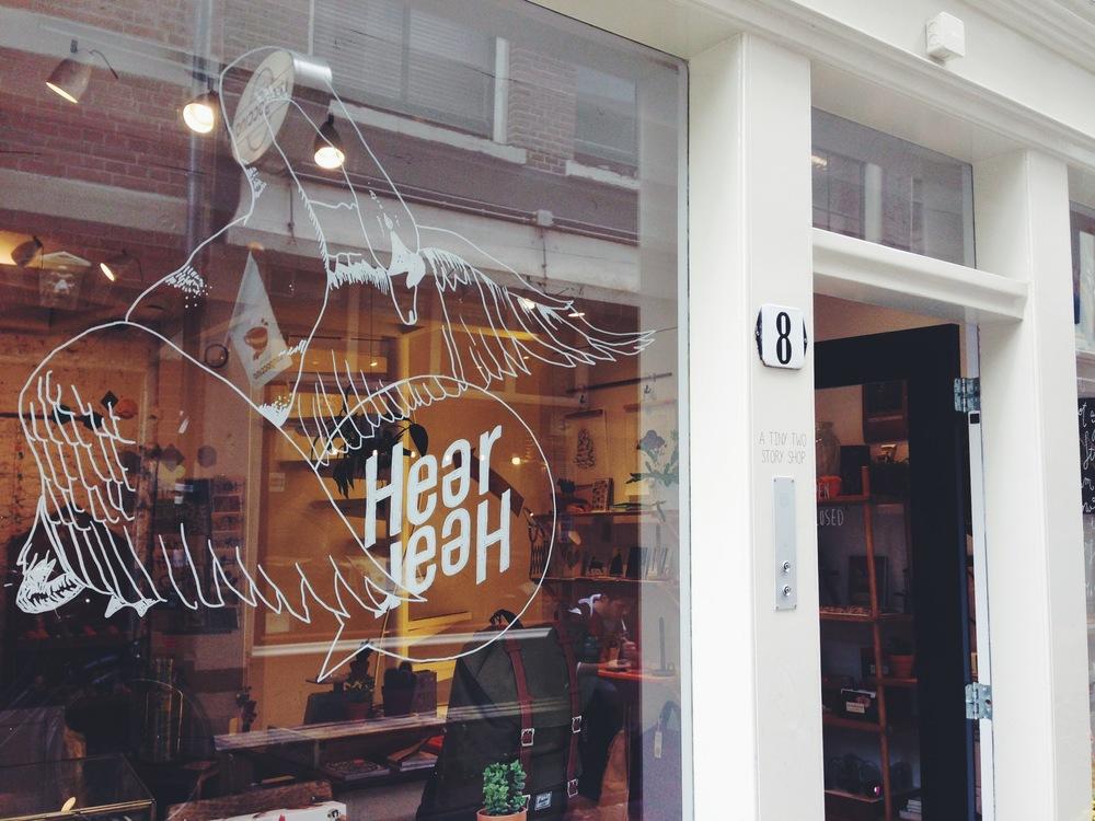 Hear Hear Amsterdam