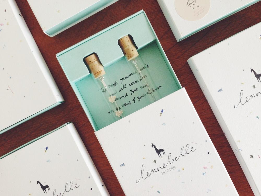 Lennebelle Petites packaging