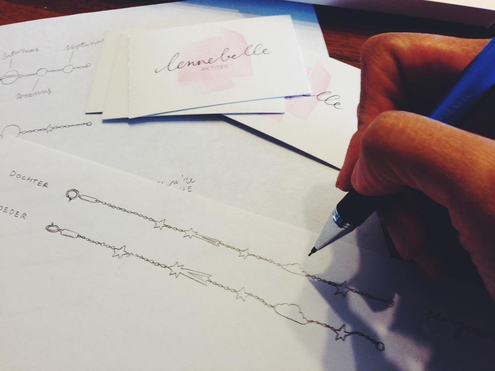 Designing Lennebelle Petites