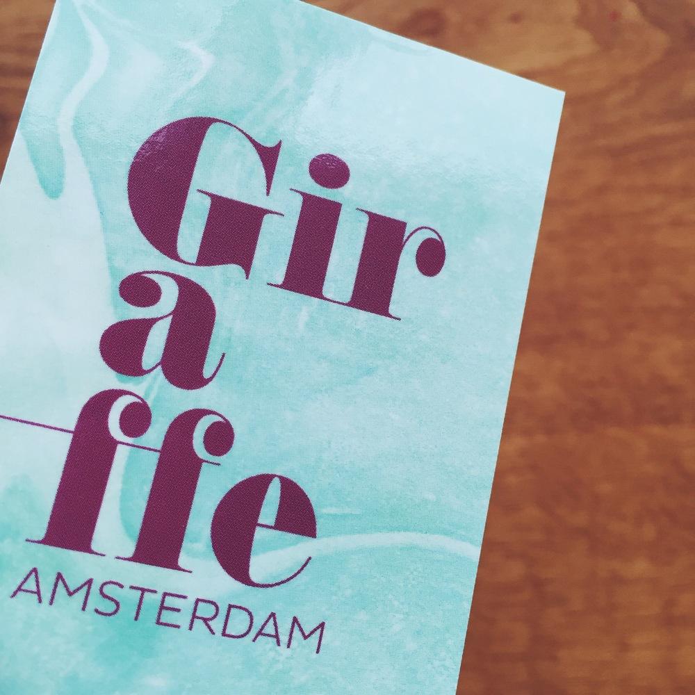 Giraffe Amsterdam
