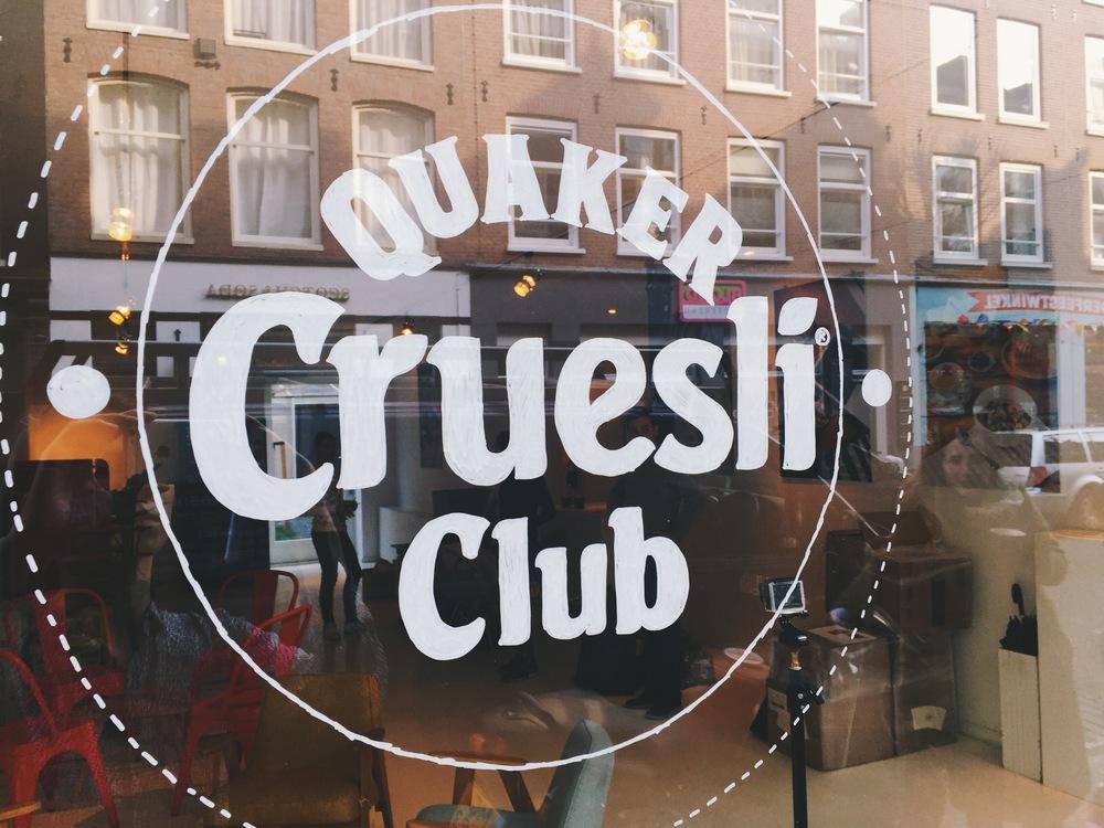 Quaker Cruesli Club