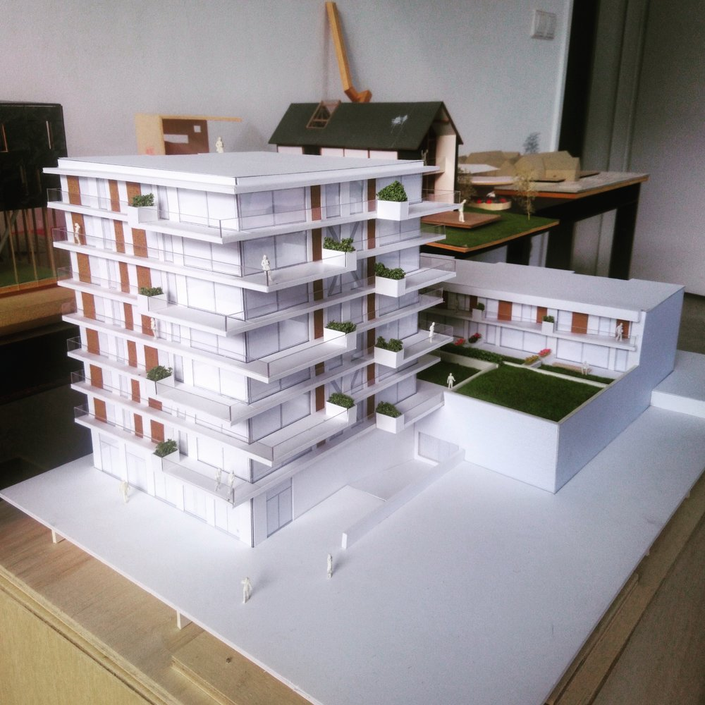 Coolhouse model