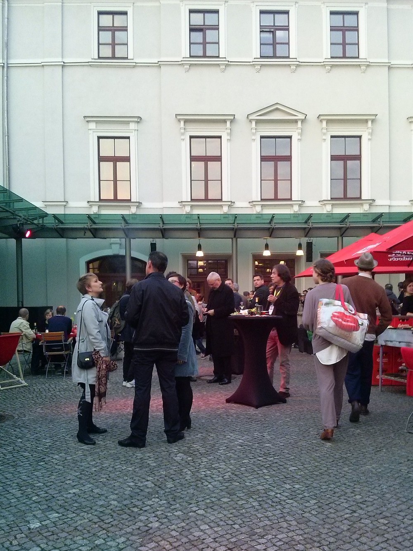 Kleines Haus: ο χώρος της απονομής