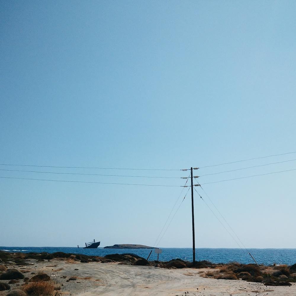 Ναυάγιο του Nordstrom / Shipwreck