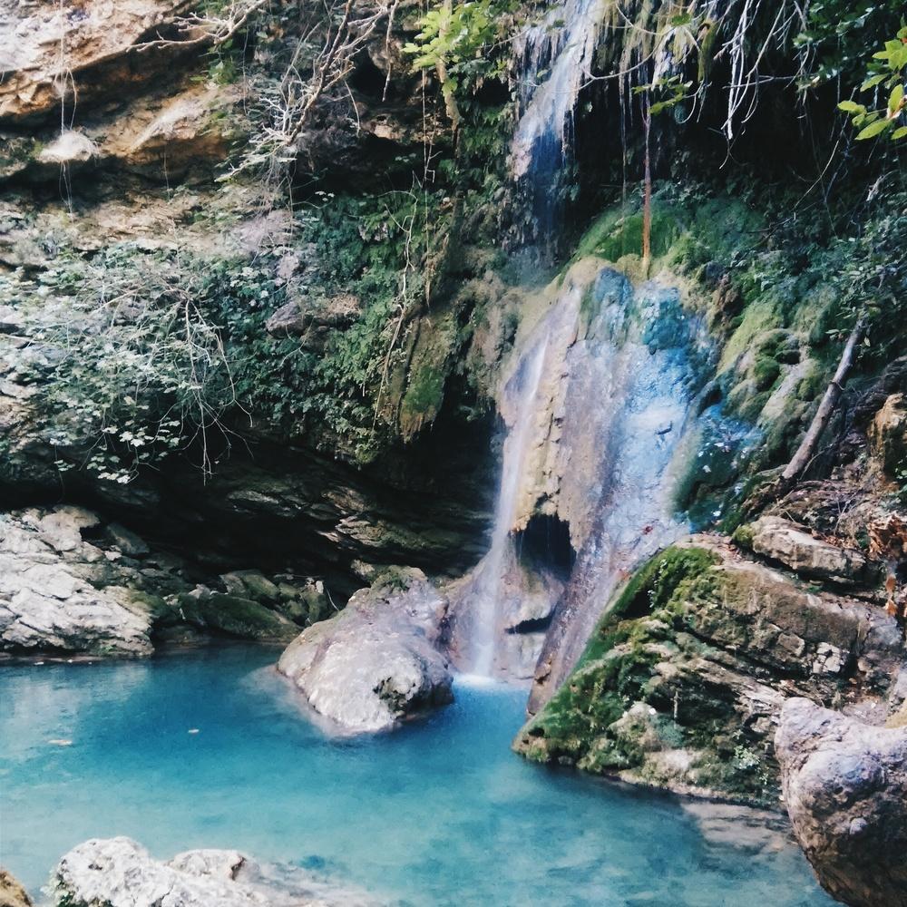 Οι καταρράκτες του Μυλοπόταμου / Mylopotamos' Waterfall