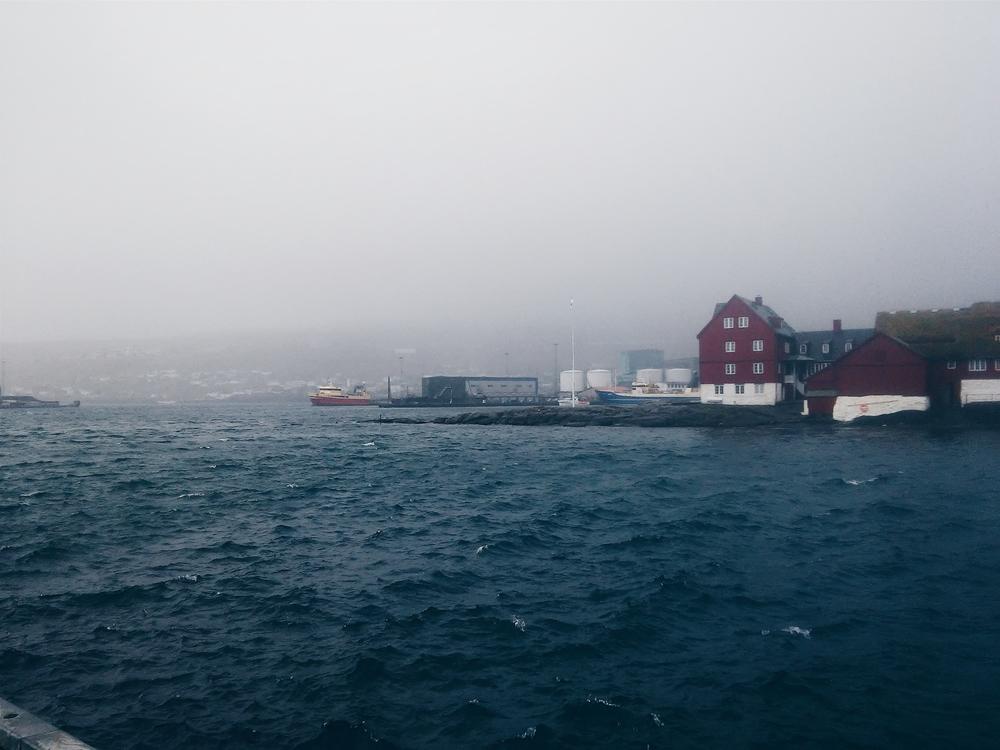 Η Τόρσαβν με ομίχλη