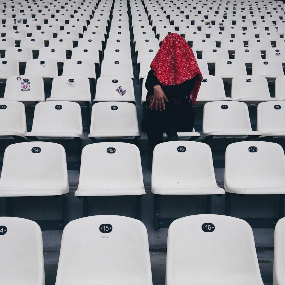 Στο γήπεδο της Σανκτ Πάουλι / At the Sankt Pauli homeground.