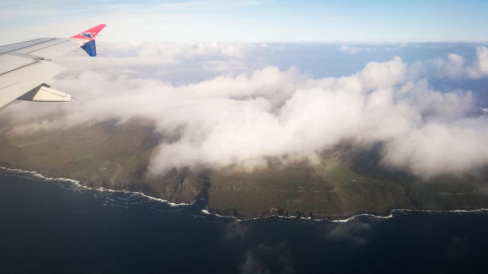 Τα Νησιά Φερόε από ψηλά