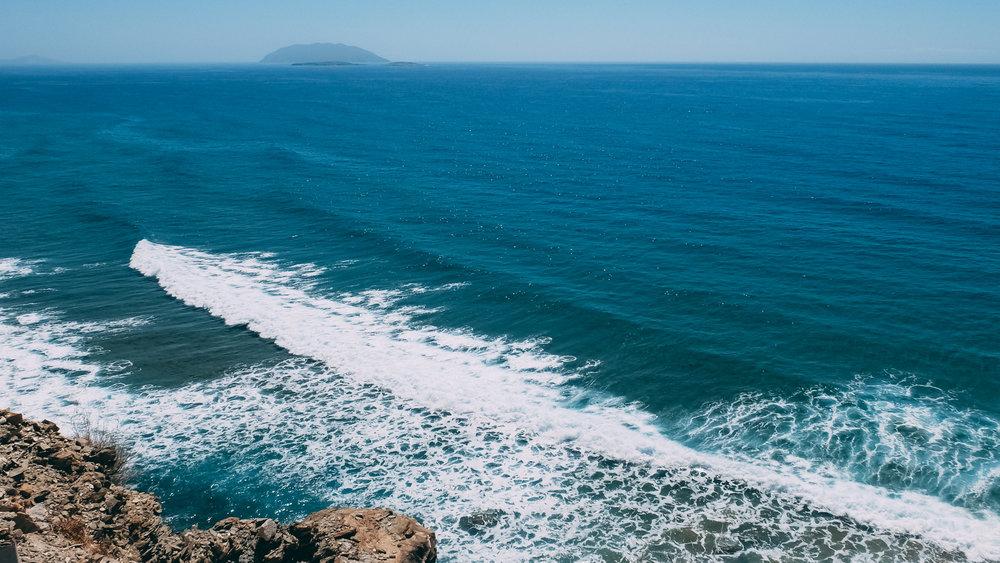 Τα κύματα στο Κλεισίδι