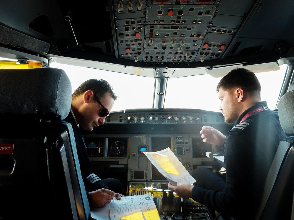 Οι πιλότοι της Wizz Air