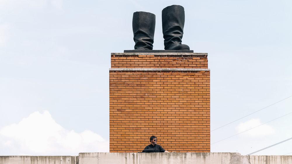 Οι μπότες του Στάλιν