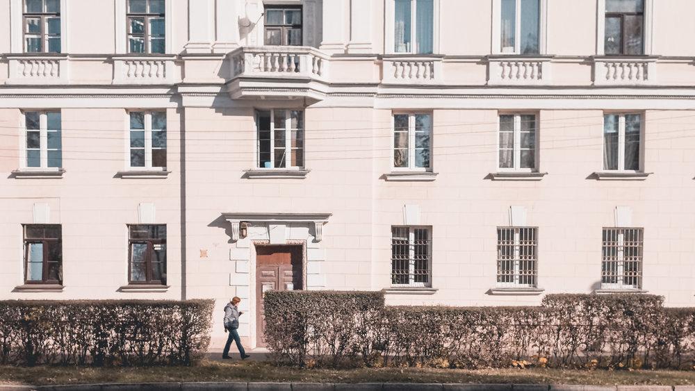 Η οδός των Κομμουνιστών, όπου βρισκόταν το σπίτι του Λι Χάρβεϊ Όσβαλντ