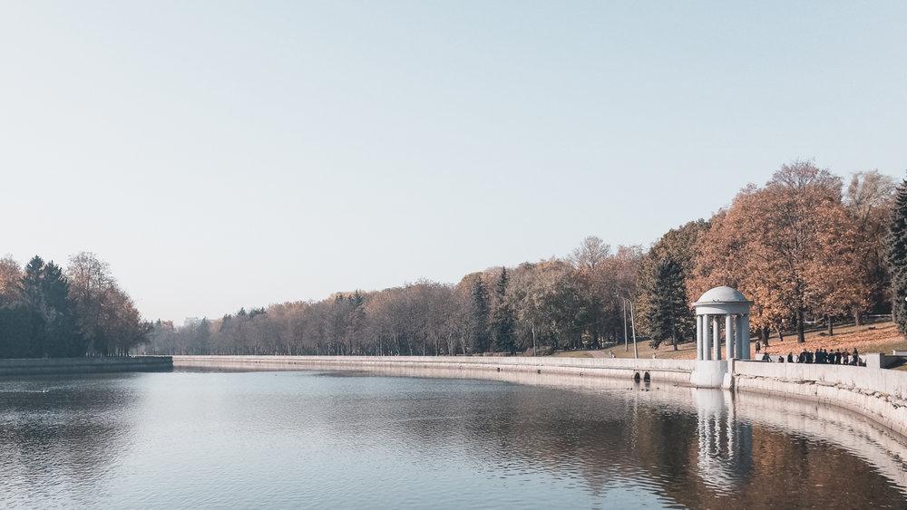 Το πάρκο Janki Kupaly