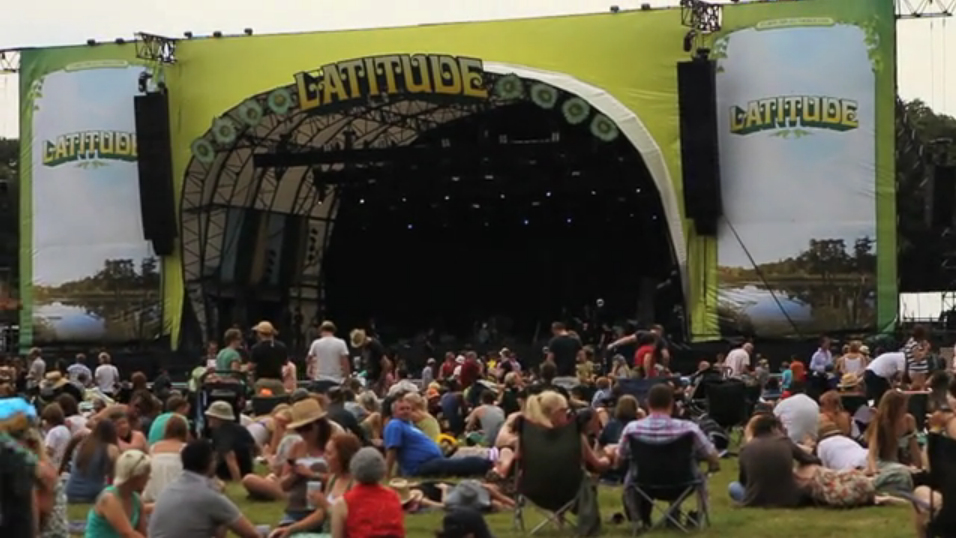 Latitude screen grab