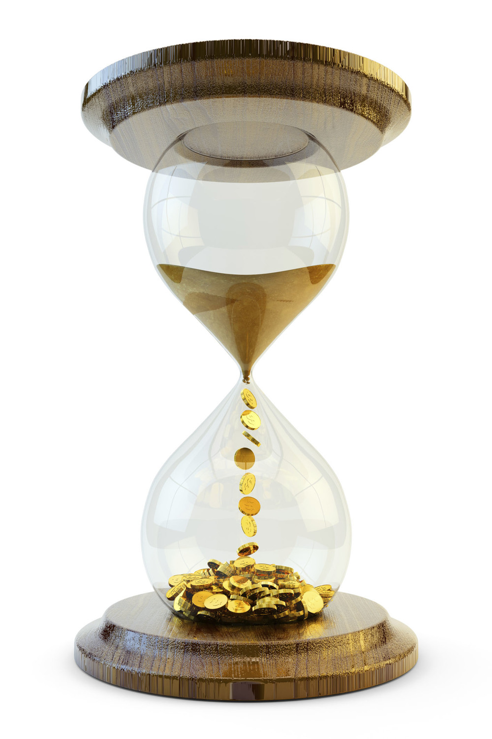When is the right time to liquidate your precious metal holdings? Call Specialty Metals and we'll help you figure it out. Credit: cybrain/iStock.