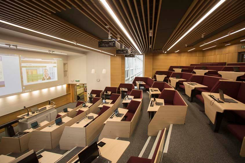 University of Leeds Central Teaching Accommodation 2016