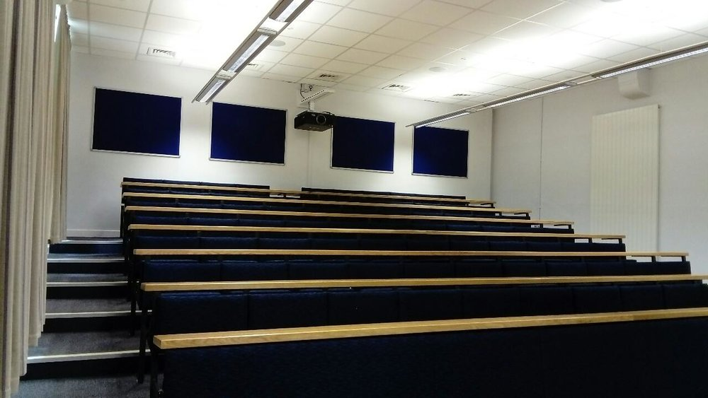 Clothworkers North Building, room G.12